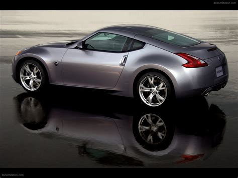 Nissan 370z Coupe 2012 Exotic Car Photo #17 Of 44