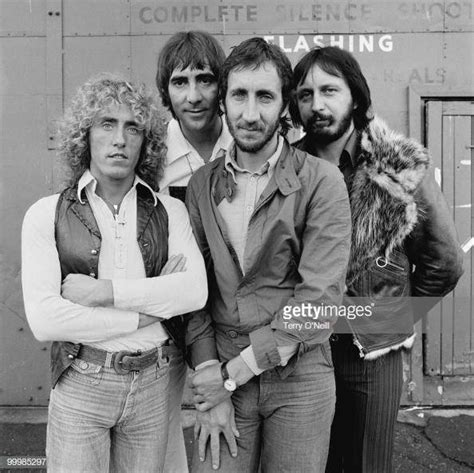 Roger Daltrey And Pete Townshend Stock Photos And Pictures