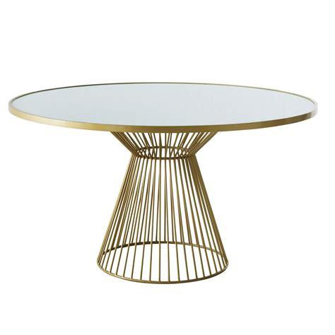 runder esstisch für 6 personen runder esstisch f 252 r 6 personen aus milchglas d140