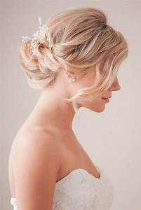 Frisuren Mittellang Hochzeit : diy wedding hairstyles diy ideas tips ~ Frokenaadalensverden.com Haus und Dekorationen