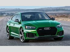 Yes please, we'll have an Audi RS5 Sportback in that