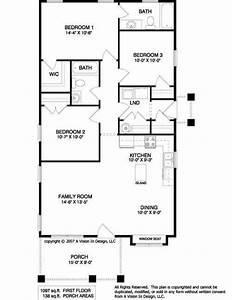 Small Home Designs | Ranch House Plan | Small House Plans ...