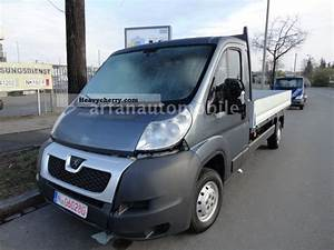 Peugeot Boxer 2008 Stake Body Truck Photo And Specs