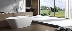 Robinet Baignoire Ilot : baignoire ilot comment choisir mon robinet ~ Nature-et-papiers.com Idées de Décoration