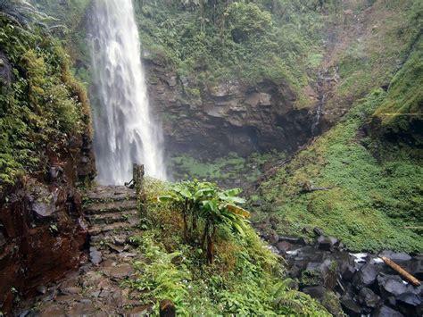curug cipendok desa karang tengah kecamatan cilongok