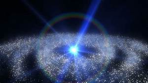 Big Bang Space Explosion - Star Energy Forms A Black Hole ...