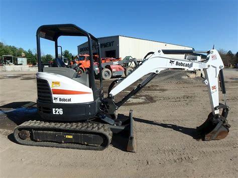 bobcat  mini excavator  sale  hours phillipston ma mx mylittlesalesmancom