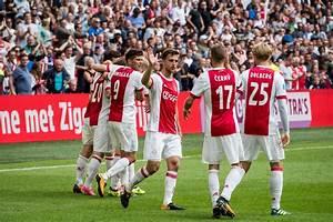 AFC Ajax 2017– - Fonts In Use  Ajax