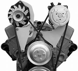 Alternator Bracket - Small Block Chevy