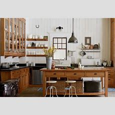 Country Kitchen Wall Decor With Decorative Teapot Sets
