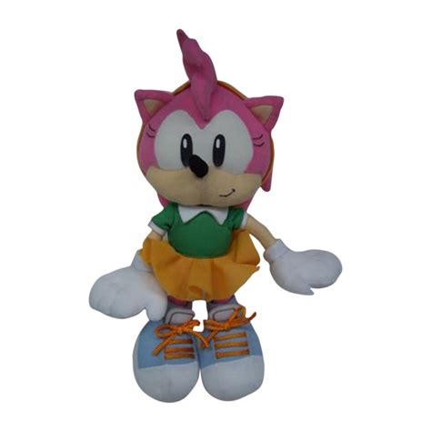 Great Eastern Sonic The Hedgehog: Amy Plush - Walmart.com ...