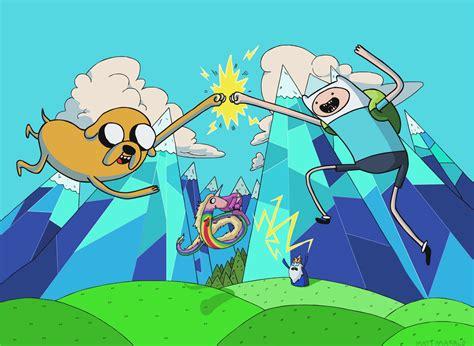 Finn And Jake Wallpaper It S Adventure Time Uic Radio