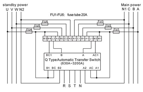 Automatic Transfer Switch Controller Ats Control