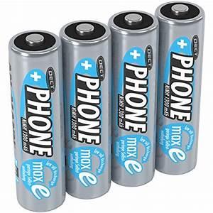 Aufladbare Batterien Für Telefon : ansmann micro aaa akku 1 2v typ 1100mah leistungsstarke nimh aaa akkus f r ger te mit hohem ~ Orissabook.com Haus und Dekorationen