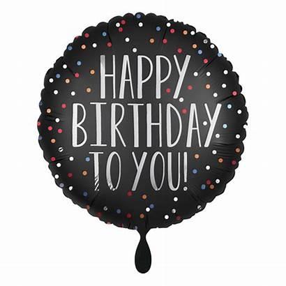 Geburtstagsballon Birthday Happy Decorami