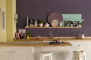 Latexfarbe Matt Abwaschbar : lila wandfarben und ihre mannigfaltigen modernen nuancen ~ Michelbontemps.com Haus und Dekorationen