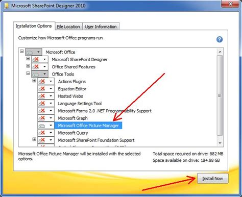 how to install microsoft office 2013 install microsoft office picture manager in office 2013