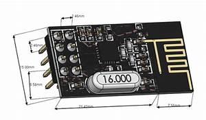 Nrf24l01 Pinout  Features  Circuit  U0026 Datasheet