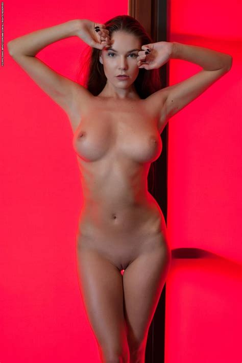 College Girl Strips Naked