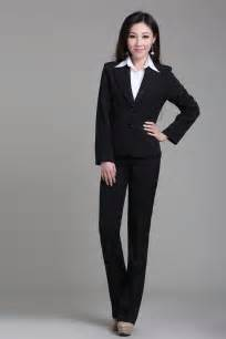 blazer wanita muslimah modern crisp white shirt with a black suit worn beautifully by a
