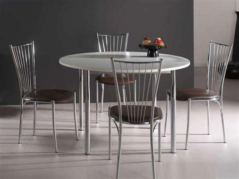table ronde cuisine pas cher salle  manger moderne pas