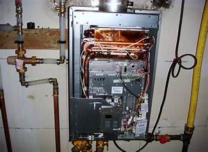 Changing The Temp On A Rinnai Water Heater