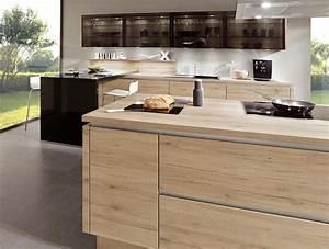 Arbeitsplatte Küche Eiche : basic einbauk che norina 2371 eiche san remo k chen quelle ~ A.2002-acura-tl-radio.info Haus und Dekorationen