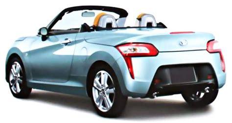 Daihatsu Copen – production Kopen concept leaked Paul Tan ...