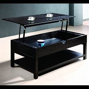 Table Basse Avec Plateau Relevable : table basse avec plateau relevable ~ Teatrodelosmanantiales.com Idées de Décoration