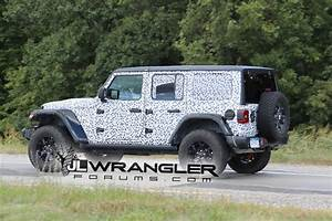 Jeep Wrangler Jl Rubicon : 2018 jeep wrangler jl drops major camo revealing nearly ~ Jslefanu.com Haus und Dekorationen