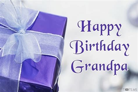 birthday wishes  grandfather messages quotes images  facebook whatsapp picture sms