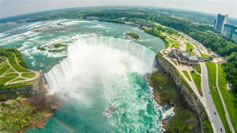 The tragic history of people at Niagara Falls