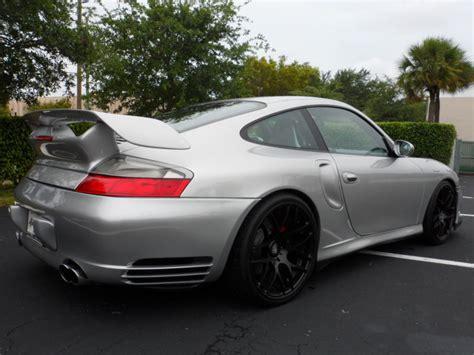 2001 Porsche 911 Turbo by 2001 Porsche 911 Turbo Silver South Florida Rennlist