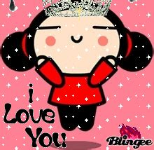 love  pucca picture  blingeecom