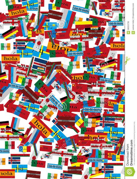 a lot of flags of background image with lots of flags stock vector image a lo