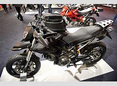 EICMA 2010 Ducati Hypermotard 796 [Live Photos