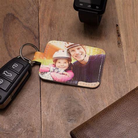 Schlüsselanhänger mit Foto selbst gestalten   2 für 1 Angebot