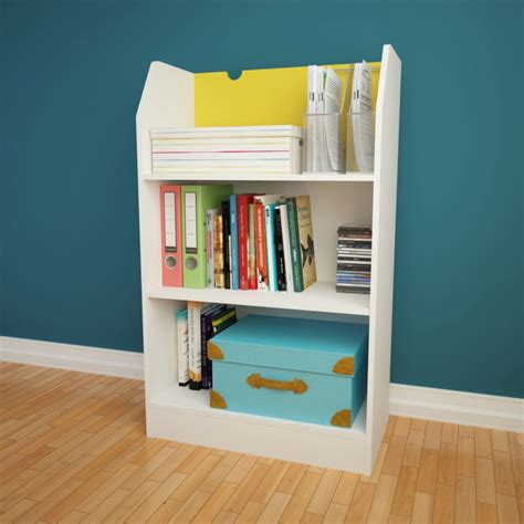 28 Inch Bookcase by Nexera 28 Inch X 46 13 Inch X 15 Inch 4 Shelf Solid Wood