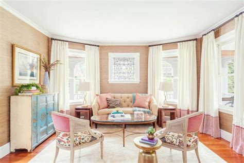 Living Room Color Pink by 5 Stunning Pastel Rooms Decorating With Pantone 2016