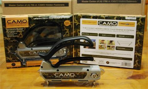 Camo Deck Tool Spacing by Deck Pack Camo Fastening System Tool Decking Screws