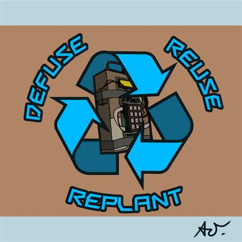 defuse reuse replant csgo sticker  dexactre  deviantart