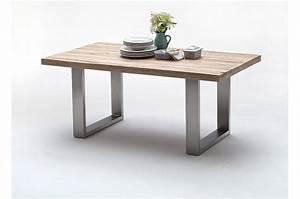 Table Bois Massif Design : table bois massif design cbc meubles ~ Teatrodelosmanantiales.com Idées de Décoration