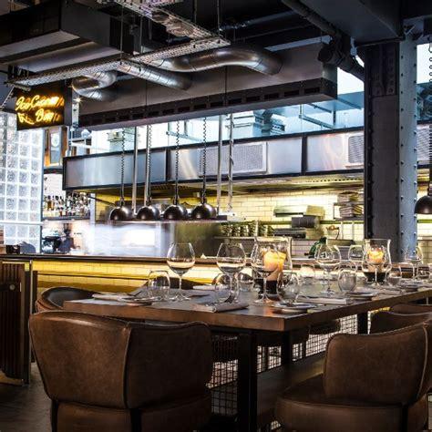 Heddon Street Kitchen Table  London,  Opentable