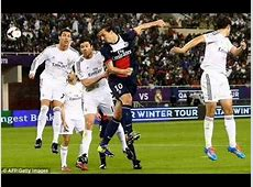 Real Madrid vs PSG 10 All Goals and highlight Champions