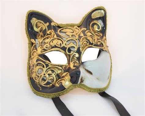 venetian cat mask cat mask venetian masks 1001 venetian masks