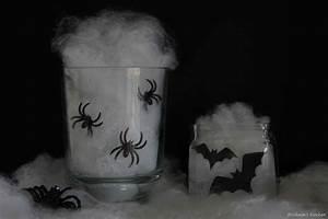 Halloween Sachen Basteln : halloween diy last minute deko spinnennetz windlichter schnin 39 s kitchen ~ Whattoseeinmadrid.com Haus und Dekorationen