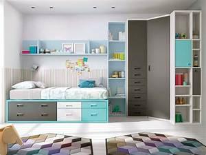 Chambre ado garcon ultra design personnalisable for Chambre ado garçon avec matelas pour lit relaxation