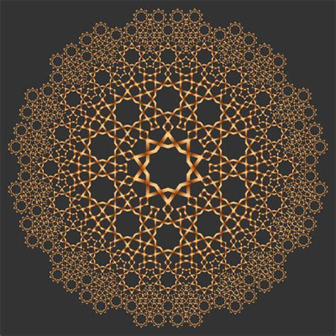 girih tiles of islamic architecture joebartholomew scaling girih tiles