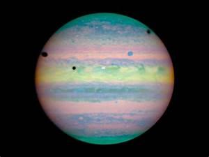 Rare Triple Eclipse on Jupiter | NASA