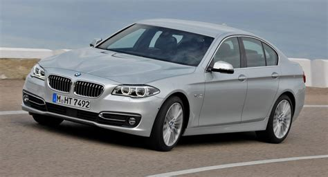Almost 14,000 Bmw 5-series' Recalled In The U.s